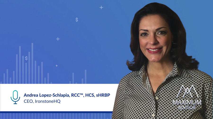 Andrea Lopez-Schlapia, RCC™, HCS, sHRBP CEO, IronstoneHQ