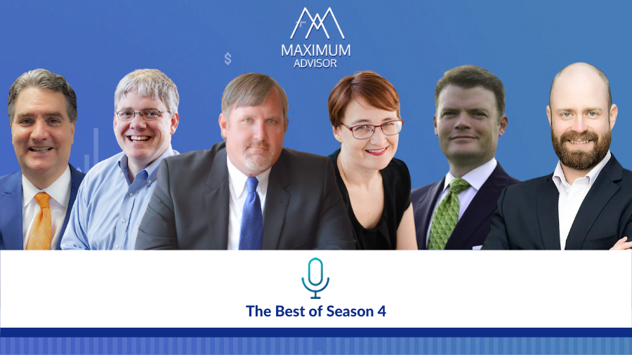 Maximum Advisor - Best of Season 4